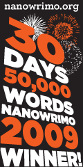 I Finished NaNoWriMo